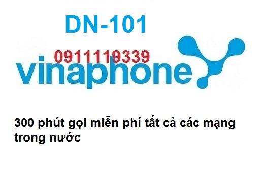 Goi cuoc DN-101 Vinaphone