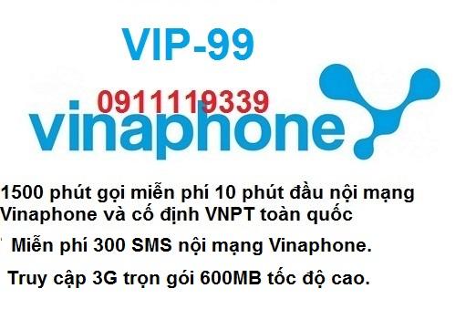Goi cuoc VIP-99 Vinaphone