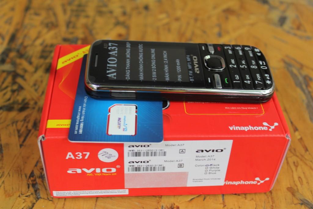 Vinaphone tang AVIO A37 cho Cong ty