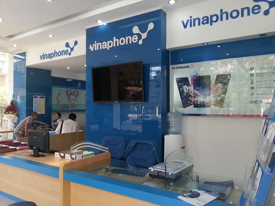 Cua hang Vinaphone quan