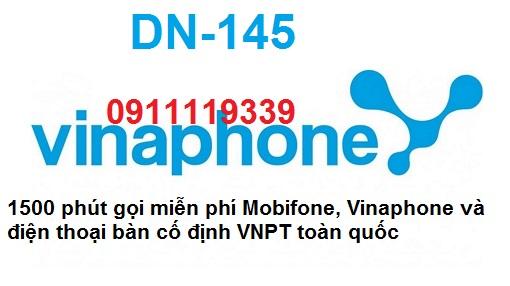 Goi cuoc DN-145 Vinaphone