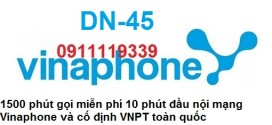 Goi cuoc DN-45 Vinaphone